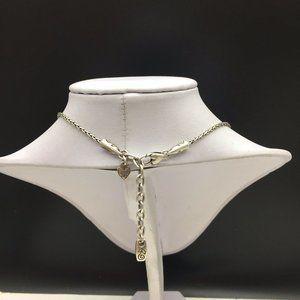 Brighton Jewelry - Brighton Blue Swarovski Crystal Pendant Necklace